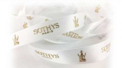 Sothys Geschenkband weiß 2 m (15 mm)